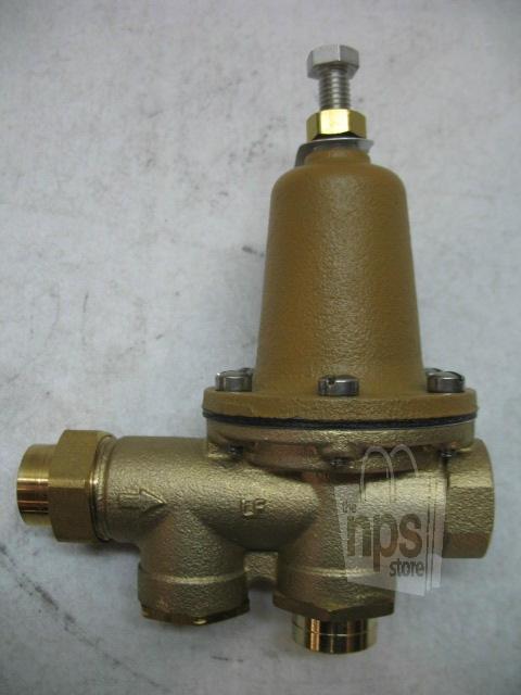 watts 1 2 lf25aub lp z3 water pressure reducing valve 30psi 1 2in new ebay. Black Bedroom Furniture Sets. Home Design Ideas