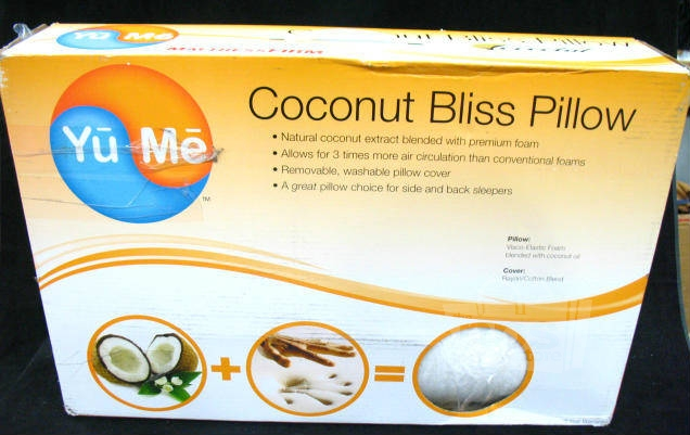 Coconut Bliss Pillows