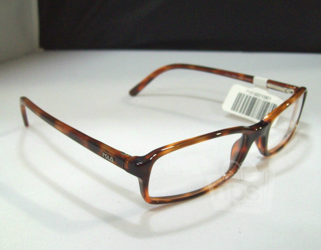 Eyeglass Frame Philippines : Polo Ralph Lauren PH 2005 Mens Tortoise Designer Eyeglass ...