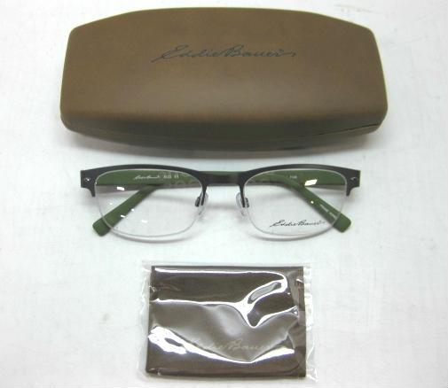 Eddie Bauer Eyeglass Frames 8222 : Eddie Bauer 8222 Mens Midnight Blue Green Designer ...