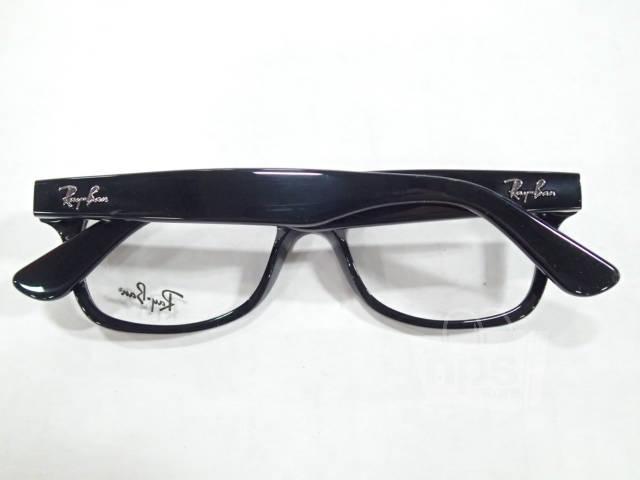 Eyeglasses Frame Nomenclature : Ray Ban RB1528 Unisex Kids Junior Black Eyeglass Frames 48 ...
