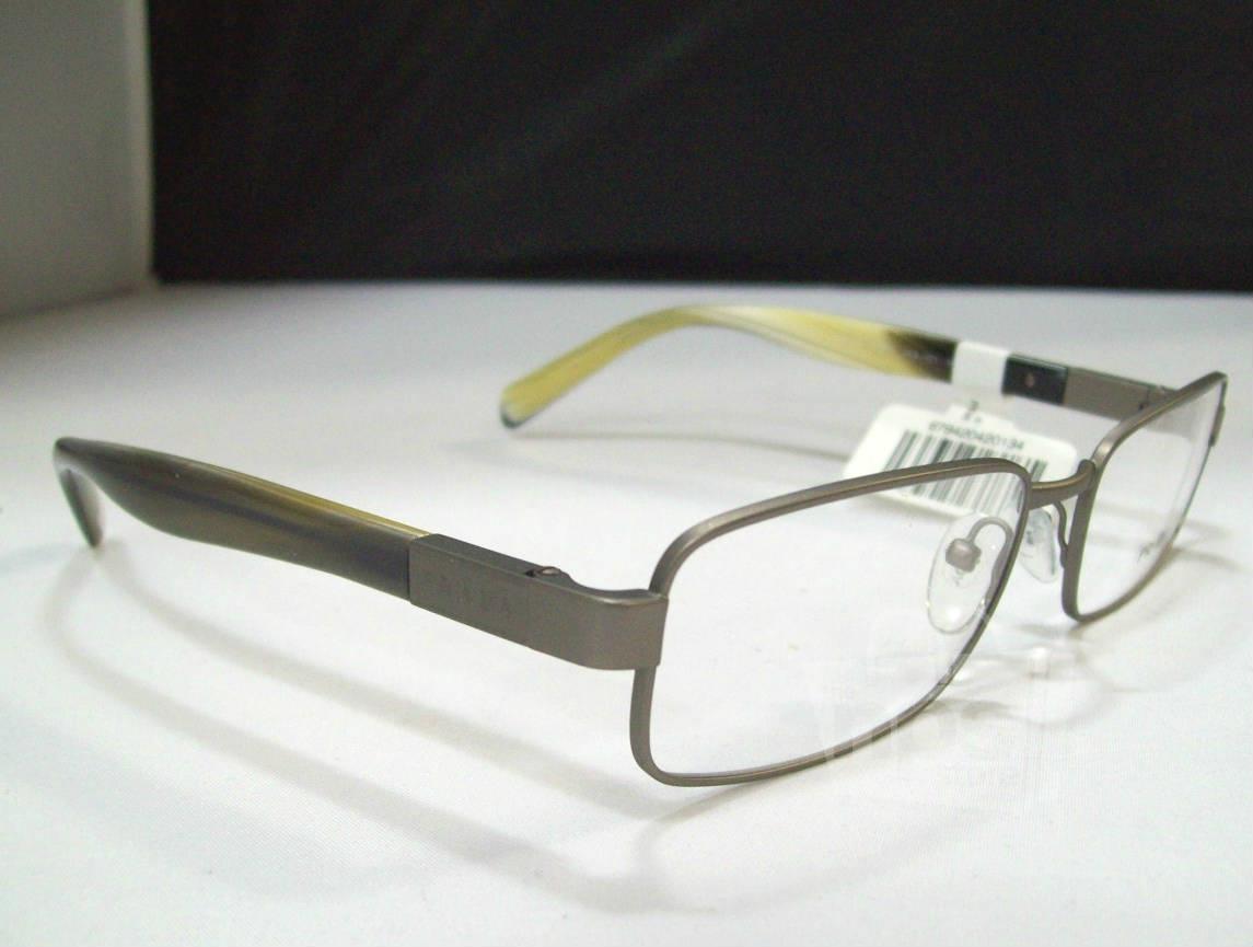 Prada PR 50OV Mens Designer Eyeglass Frames eBay