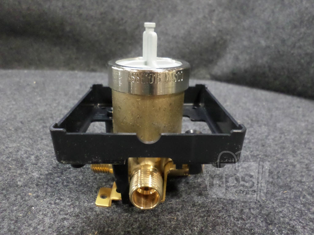 delta r10000 unbx multichoice universal tub shower valve 1 2in connections new ebay. Black Bedroom Furniture Sets. Home Design Ideas
