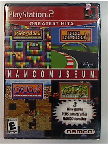Screens Zimmer 2 angezeig: namco museum ps2