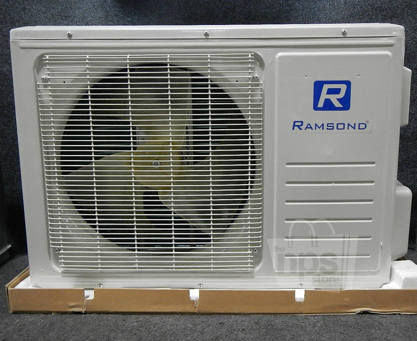 Ramsond 37GWX220V Split Type Air Conditioner Outdoor Unit 12 500BTU  #32416B
