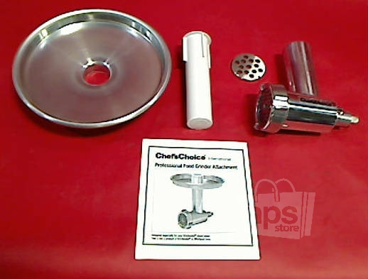 Chef S Choice  Professional Food Meat Grinder Instructions