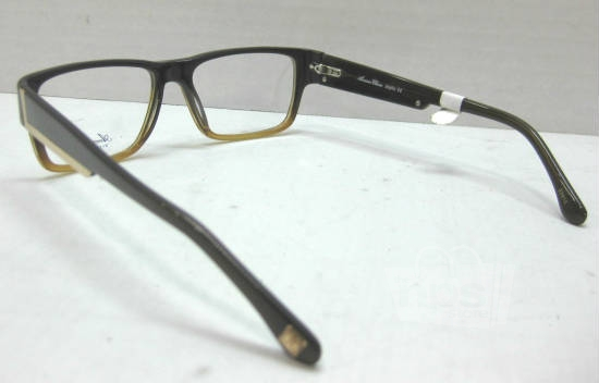 Eyeglass Frames Joplin Mo : Lot of 2 American Classics Joplin, Armstrong Mens Brown ...