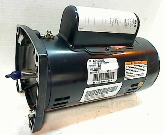 Sta rite ae100dll replacement pool fan motor 3 4 hp 115 for Sta rite motor replacement