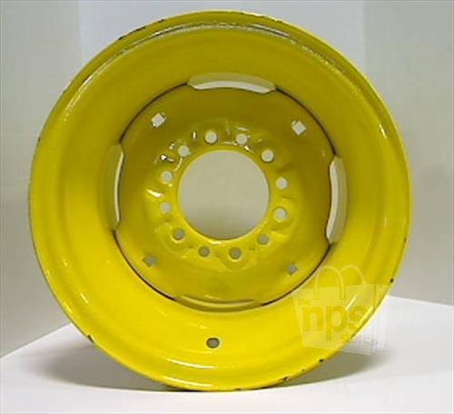 Tractor Wheel Bolt Patterns : John deere jd wheel quot yellow lug for tractor