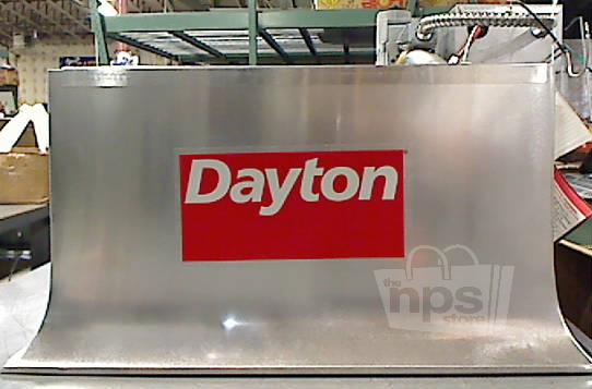 Dayton 3e134d 120 Volt Natural Gas Infrared Heater New Ebay