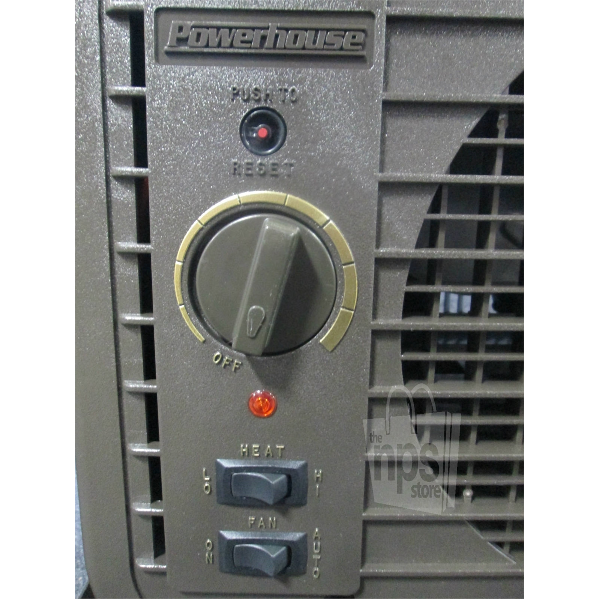 Qmark Muh35 Powerhouse Electric Commercial Unit Heater 208