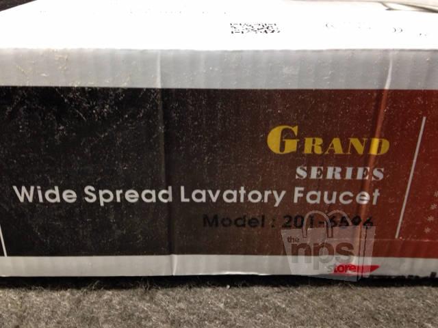 Freendo 201 6596 Grand Series Wide Spread Lavatory Faucet