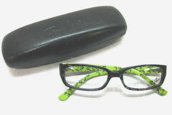 Ray Ban RB5092 Womens Designer Eyeglass Frames Black ...