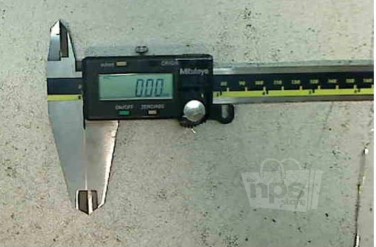 Mitutoyo Cd 12 Quot Cp Absolute Digital Caliper Battery Powered 12 Quot Range