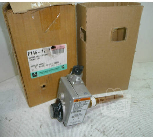White Rodgers F145 1278 Natural Gas Water Heater