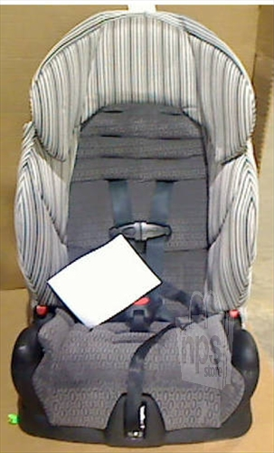 Evenflo 3102198 Maestro Gray/Green Toned Booster Car Seat