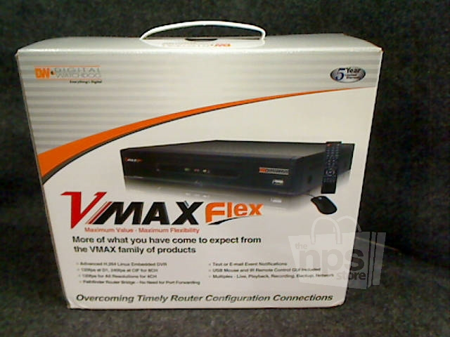 Digital Watchdog DW VF8500G VMAX Flex 8 Channel Pentaplex ...