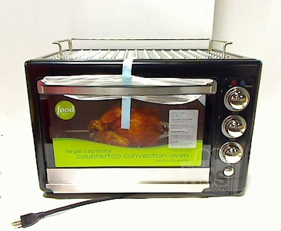 Food Network Countertop Convection Oven Manual : YES, we offer combined shipping. All combined orders will be shipped ...