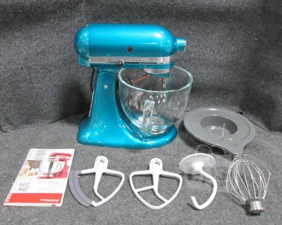 Kitchenaid Ksm154gbq2sa Deluxe Edition Tilt Head Stand