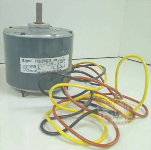 Ge 5kcp39gf S166 S Condenser Fan Motor 1 5hp 208 250v