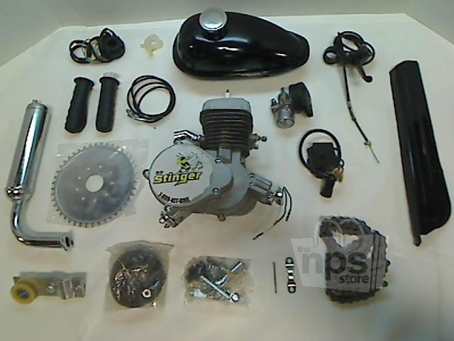 Sd Stinger Motor Kit For Bicycle Ebay