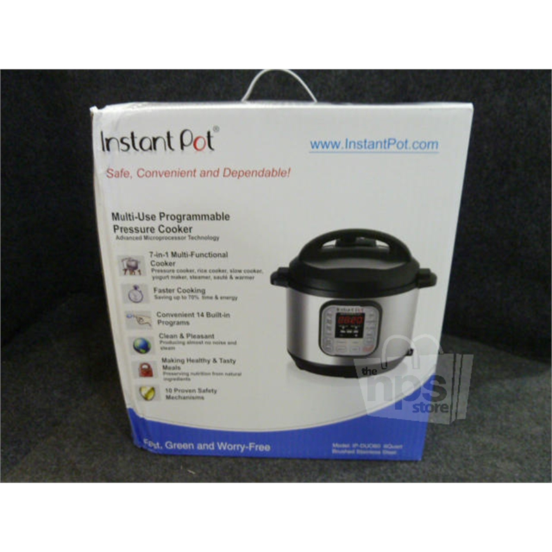 Instant Pot IP-DUO60 Multi-Use Programmable Stainless