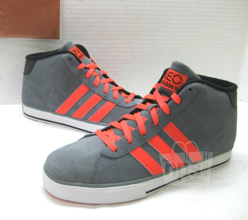 adidas neo s suede mid top casual athletic basketball