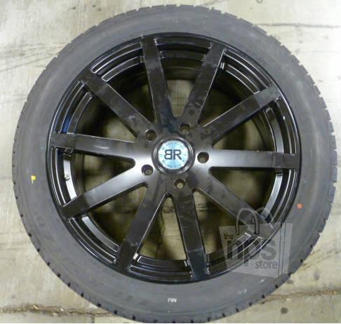 Falken Ziex Stz05 Review >> Falken Ziex S/TZ05 285/45R22 114H Car/Truck Tire & Black Rhino Traverse Rim*