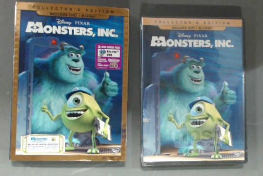 Buena Vista Disney Pixar Monsters Inc Collector 039 s ...