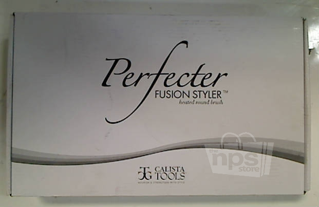 Calista tools perfecter fusion styler heated brush set 2"