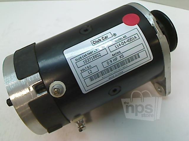 Club Car 103678502 Starter Generator For 1984  U0026 Up Golf