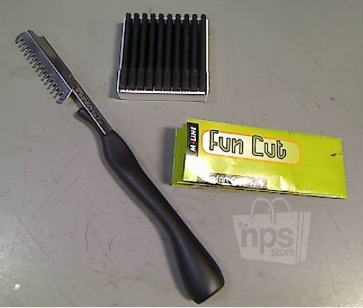 Tondeo-11100197-M-Line-Fun-Cut-Razor-50mm-New
