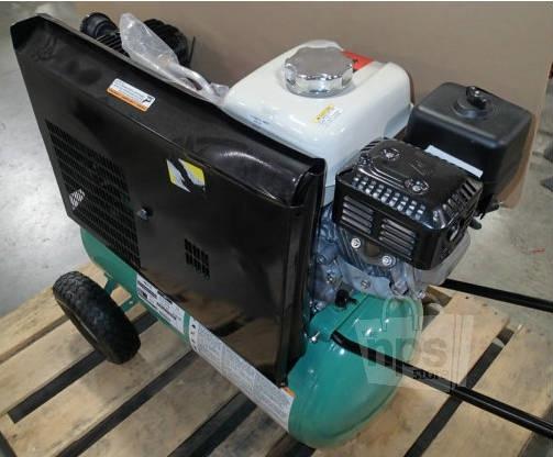 Speedaire 4b241b portable 5 5hp 20 gallon honda motor gas for Honda motor credit payoff