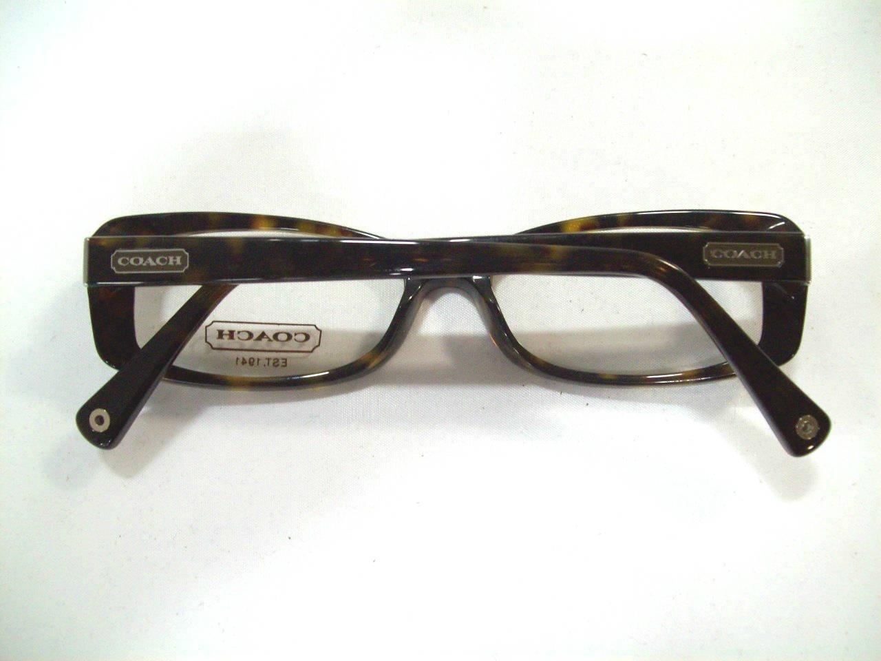 Designer Eyeglass Frames Coach : COACH HC 8011 Gabrielle Womens Designer Eyeglass Frames ...