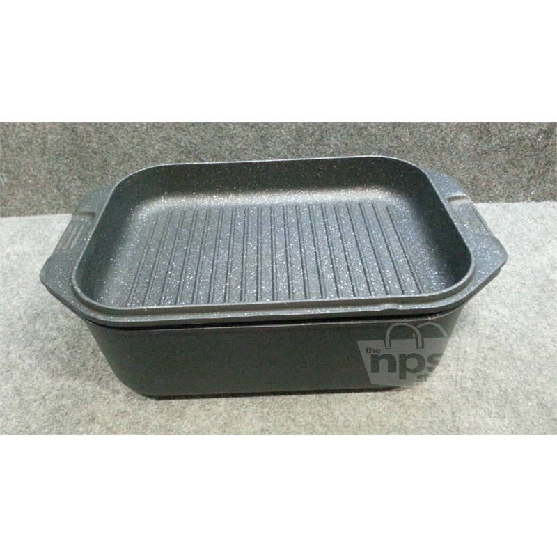 Berghoff Eurocast Pro Cookware Nonstick Aluminum 16 1 2