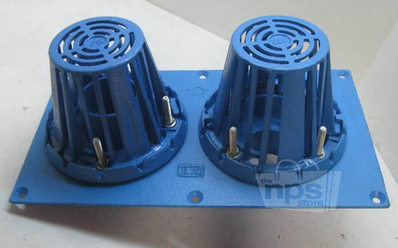 Zurn Rd2130 Nh3 Cl Cast Iron Combination Roof Drain
