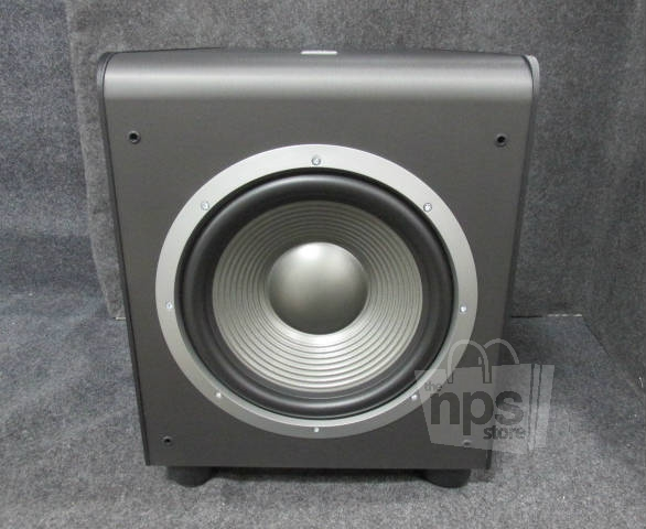 jbl es250p 12 es series subwoofer 400 watt black ebay. Black Bedroom Furniture Sets. Home Design Ideas