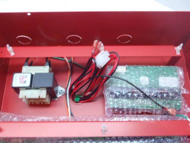 Sentrol 1503 Esl 1500 Series Single Zone Red Fire Alarm