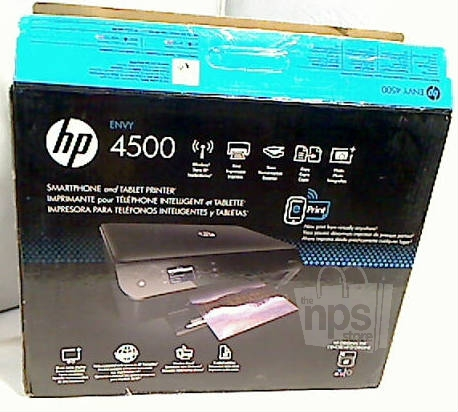 HP Envy 4500 Color Inkjet Wireless E All in One Smartphone Amp Tablet