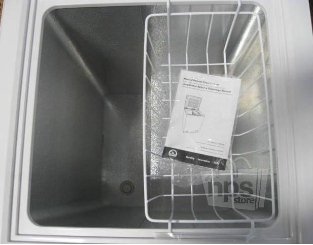 Igloo Frf434 White Chest Freezer 3 5 Cu Ft Ebay