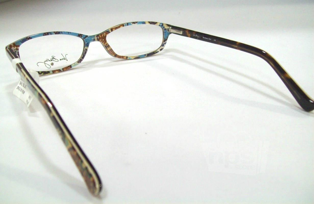 Blue Designer Eyeglass Frames : Vera Bradley VB Mary Ann Kids Blue Brown Tortoise ...