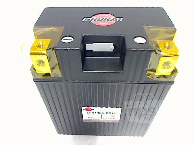 shorai lfx14l5 bs12 motorcycle starter battery 12v 14ah 210cca lithium iron. Black Bedroom Furniture Sets. Home Design Ideas