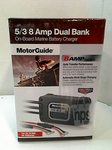 repco 3 stage battery charger instructions