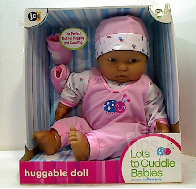 Toys For Girls Age 20 : Jc toys lots to cuddle quot baby doll girl w outfit