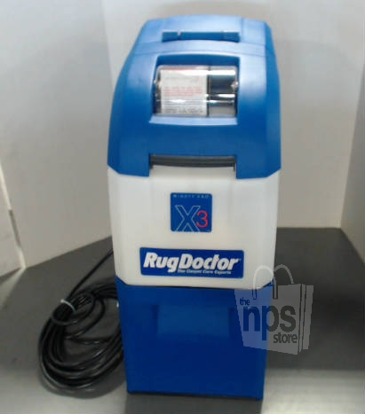 Rug Doctor Mp C3 Blue 3 Gal 120v 25 75 Quot 1 9hp Mighty Pro