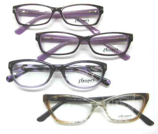Lot of 4 Eleanor Jasmine, Isabelle, Rigby Womens Purple ...