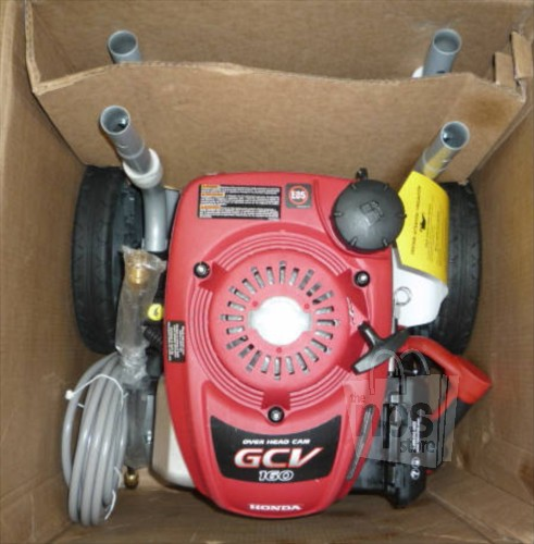 Homelite Gas Powered Pressure Washer 2700 PSI W/ Honda