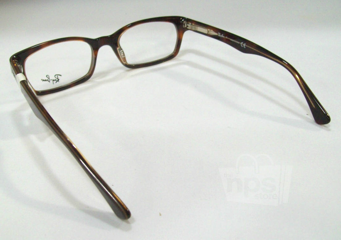 Ray Ban RX 5150 Mens Brown Designer Eyeglass Frames eBay