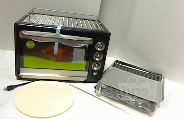Food Network Countertop Convection Oven Manual : Food Network FNC0B1000 Large Capacity Countertop Convection Oven W ...