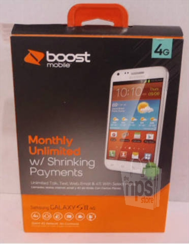 Boost Mobile New 4G Cell Phones